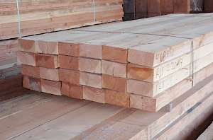 structural grade timbers