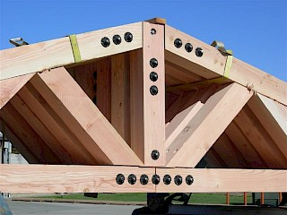 Trusses | Sell Lumber Corporation